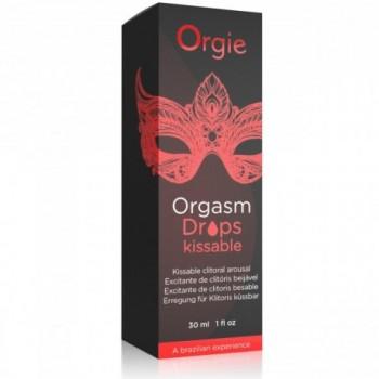 Orgasm Drops Kissable...